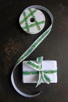 Christmas Garland Ribbon