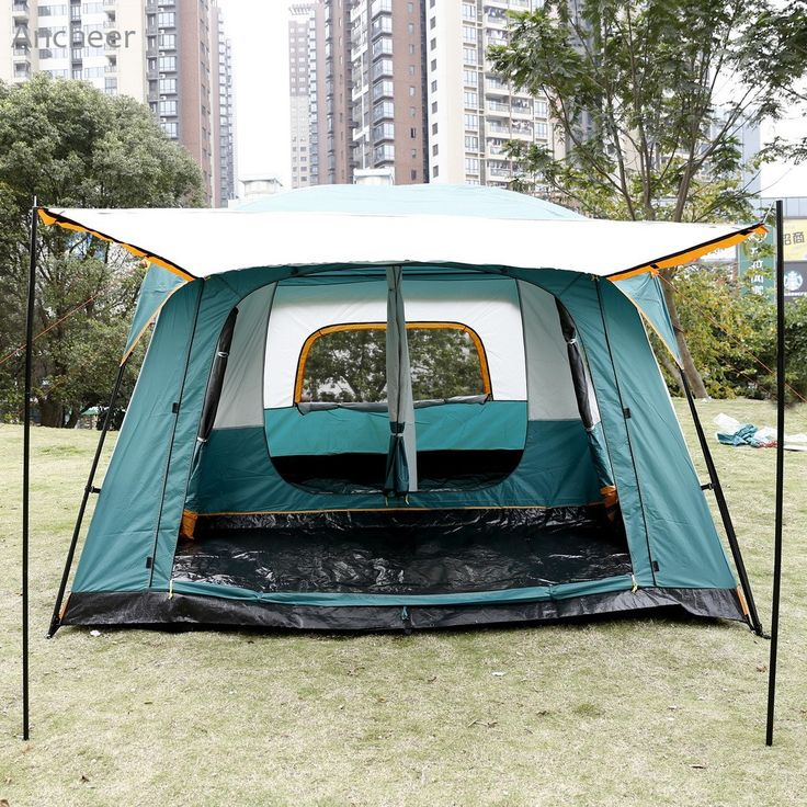 New High quality C&ing Tent 8-Person 2-Bedroom 1-Living Room Outdoor & Best 25+ 2 bedroom tent ideas on Pinterest | 3 room tent Tent ...