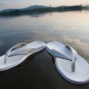 How to Clean Flip Flops | eHow