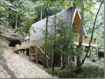 Hocking Hills Cabin for 6 - $180/night
