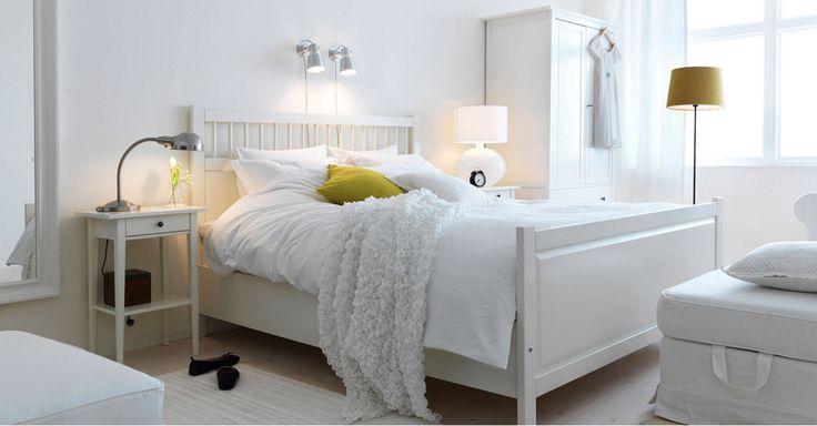 124 best dormitorios images on pinterest ikea bedroom - Luz armario ikea ...