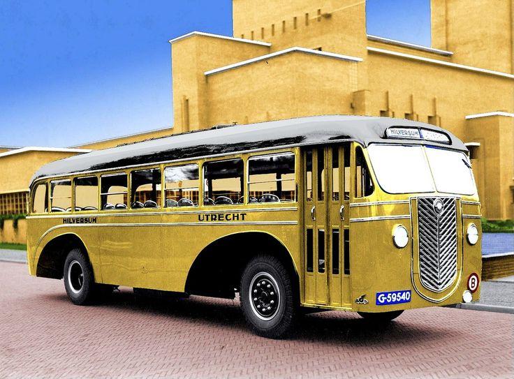 1938 Kromhout TB5