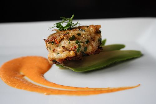 73 best go fish images on pinterest fish pisces and for Crab topping for fish
