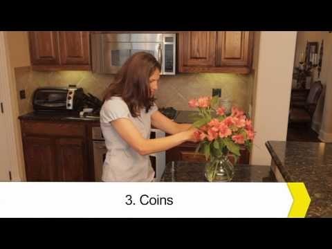 Tips en Weetjes Met deze 5 slimme tips kun je bloemen veel langer bewaren. Dat zijn nog eens handige weetjes!