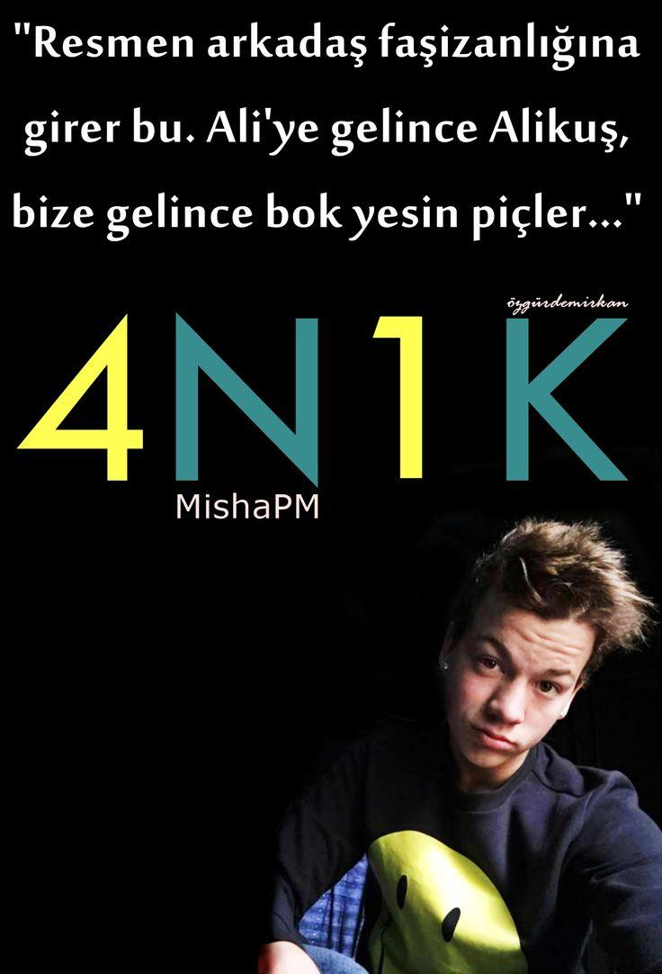 Wattpad Türkiye, Hikaye: 4N1K Yazar: MishaPM Karakter ...