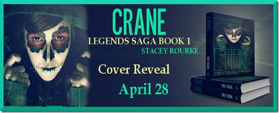 Book Talk Reviews: Cover Reveal for 'Crane' by Stacey Rourke