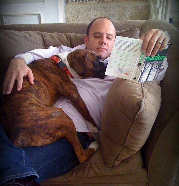 """""""Oooo a mystery novel? Make room."""" 