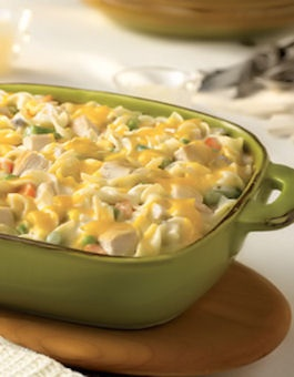 20 chicken casseroles...(Buffalo & Potatoes/Hearty Noodle)
