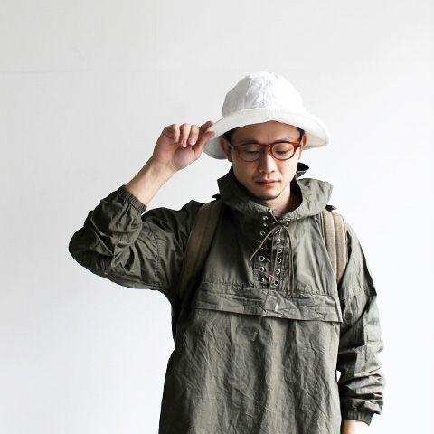 orSlow US NAVY HAT -ナイモノねだり