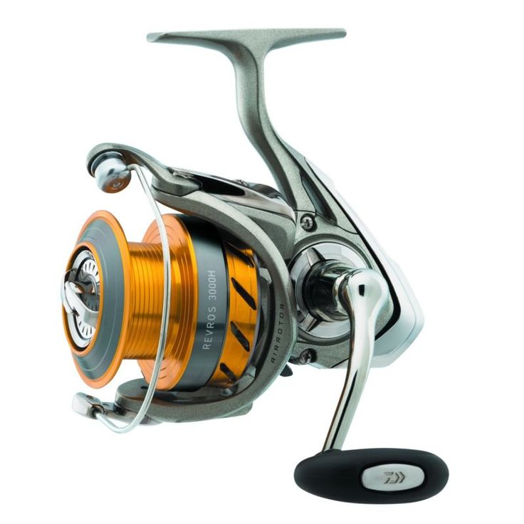 Daiwa Revros Spinning Reel Medium Light/Light Action REV2500H #light #action #medium #reel #revros #spinning #daiwa