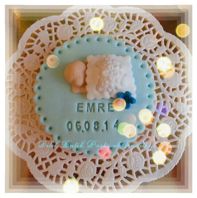 Bebek kurabiyesi <3 Dilek Butik Pasta ve Kurabiye