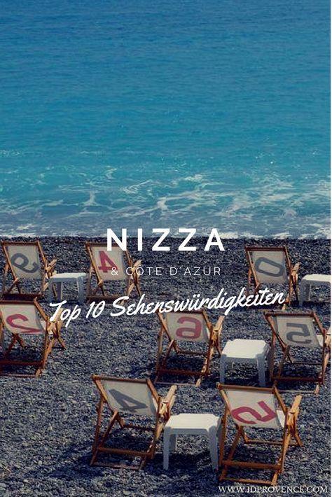 Der Strand in Nizza, hier in der Engelsbuch gehört zu den Sehenswürdigkeiten von Nizza wie das Hotel Negresco, der Schlossberg, die Altstadt....  Nizza ist mit seiner Lage am Mittelmeer der ideale Ausgangspunkt, um Südfrankreich und die Provence zu erkunden. Sie können...