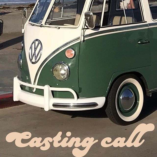 A good friend of ours need a split-window bus for a TV show. Pasadena area this Friday 2/2 9am-4pm. Send a photo to david@zelectric.com and well put you in touch. -db