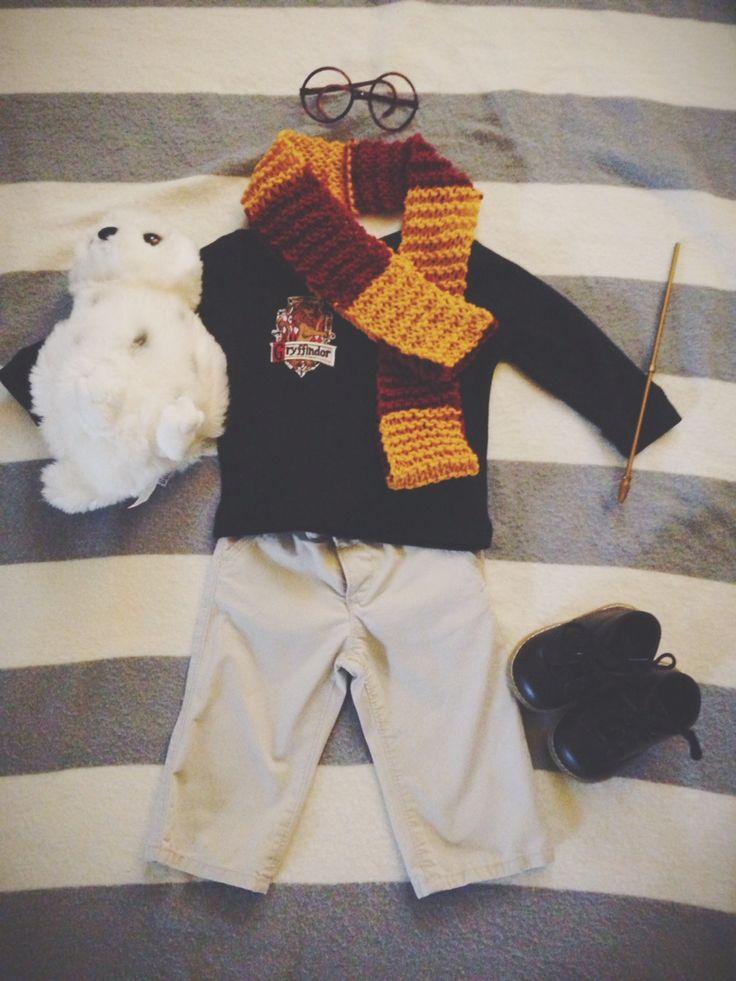 Baby/Toddler Harry Potter Halloween Costume