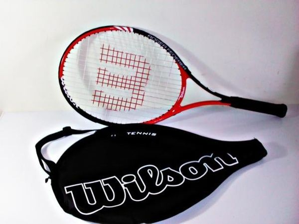 I found 'raquete de tenis wilson' on Wish, check it out!