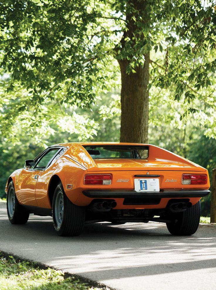 1974 De Tomaso Pantera L