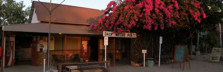 Daly Waters Pub, #Katherine, Northern Territory, Australia - Source: www.travelnt.com [ #click_through to see large format image]
