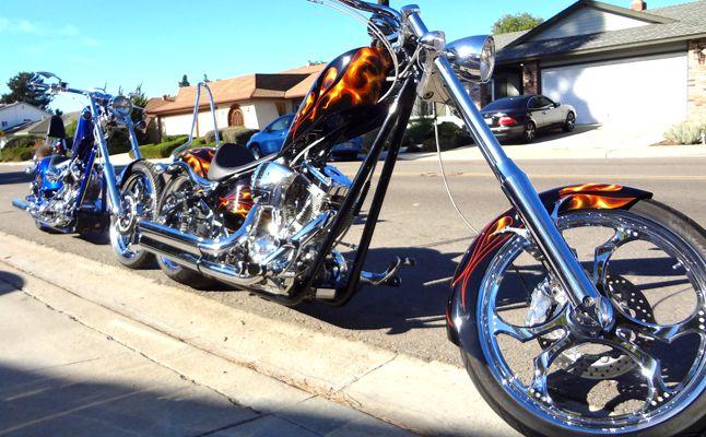 Big Dog K9 motorcycle - Big Dog Motorcycles