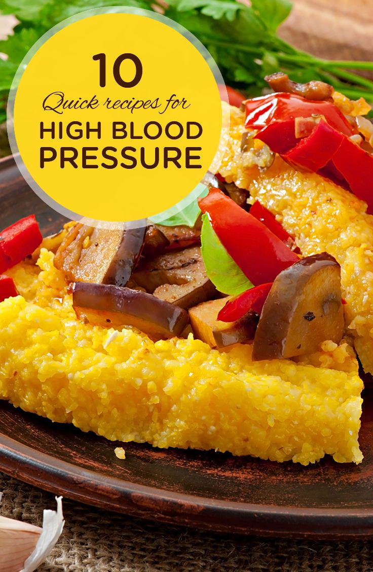 Best fast food options for high blood pressure