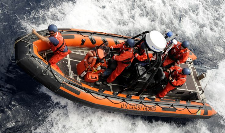 U.S. Coast Guard image.       Justin Auciello reports for WHYY's Down the Shore blog :     The U.S. Coast Guard is ready to issue fines to ...