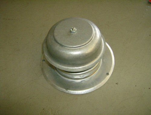 "2"" Metal Plumbing Cap for mobile homes"