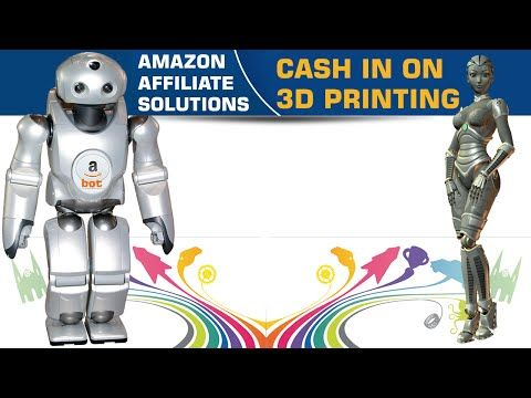 Amazon Automated Affiliate Solution – Building Your Own High Converting Amazon 3D Printing Affiliate Site by Using The Amabot High Converting Affiliate Blog...  Check Detail => http://www.releasedl.com/amazon-automated-affiliate-solution-review-and-download/