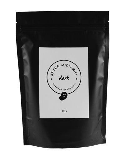InnerOrigin - After Midnight - Dark is a premium crafted all-natural, low GI superfood Hot Chocolate powder.   We've added in 3 amazing Superfoods - Raw Cacao, Maca & Reishi Mushroom to take your chocolate experience to the next level.    Choc full of antioxidants, nutrients and with less than 1g of sugar per serve. This hot chocolate powder was made with your health in mind, to nourish your mind, body and spirit. Enjoy with your favourite milk or water for a late night guilt-free…
