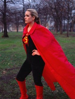 Homemade Super Hero Costume Ideas Are Easy And Fun