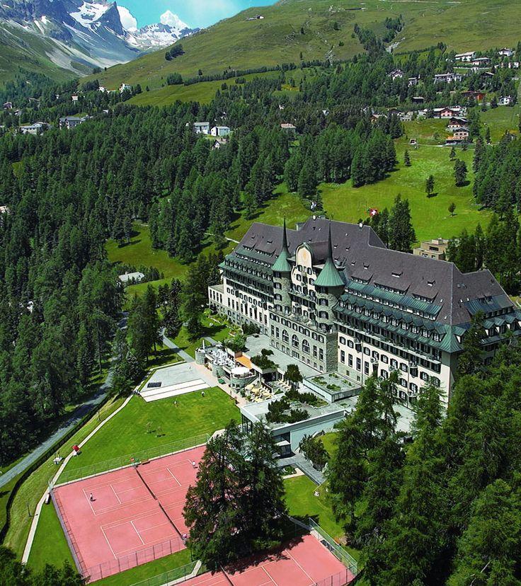 Suvretta Hotel St Moritz