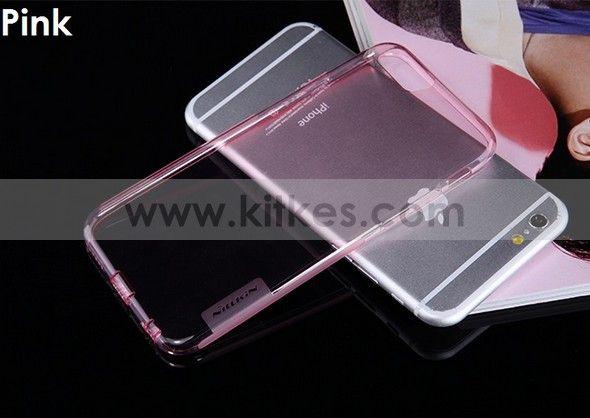 iPhone 6 Plus Nillkin Nature TPU 0.6mm Soft Case ( Silikon ) - Rp 100.000 - kitkes.com