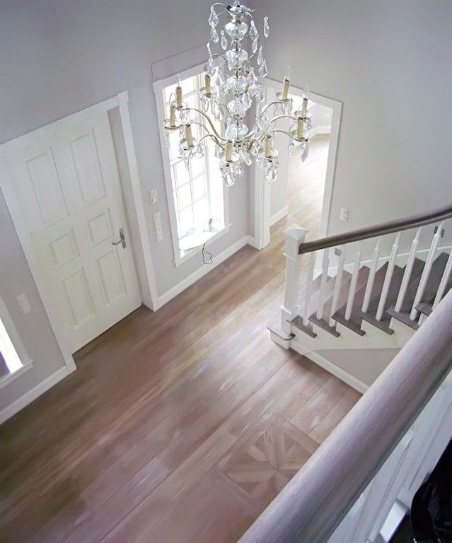 THE WHITE HOUSE american dream homes design [Amerikanische Häuser in Deutschland] Example Stairs 02