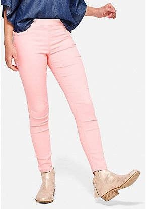 cedfdc9472c4e Color Pull On Jean Legging | Ebates. in 2019 | Pull on jeans, Pull ...