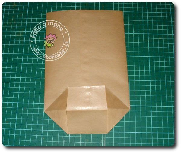 Sacchetti di carta pacco fatti a mano - AbcHobby.it - La guida agli hobby creativi