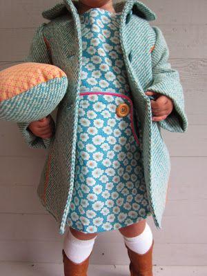 Wat een prachtige combinaties van kleuren! Kijk eens op www.bylots.nl voor alle kleuren en dessins van stoffen.