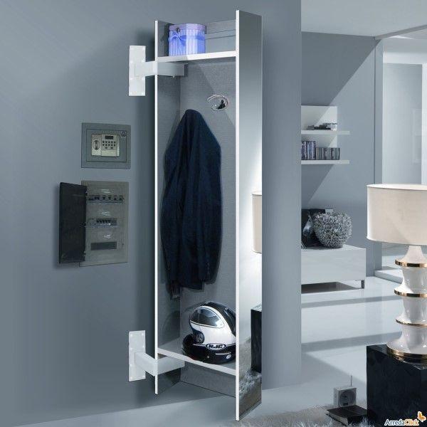 oltre 25 fantastiche idee su armadio a specchio su pinterest ... - Mobili Ingresso Basso Costo