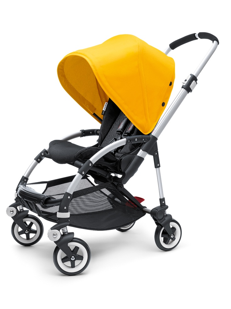 Mothercare - nursery furniture, pushchairs, car seats, baby clothes, toys & gifts - pushchair :: strollers :: Bugaboo Bee - Yellow