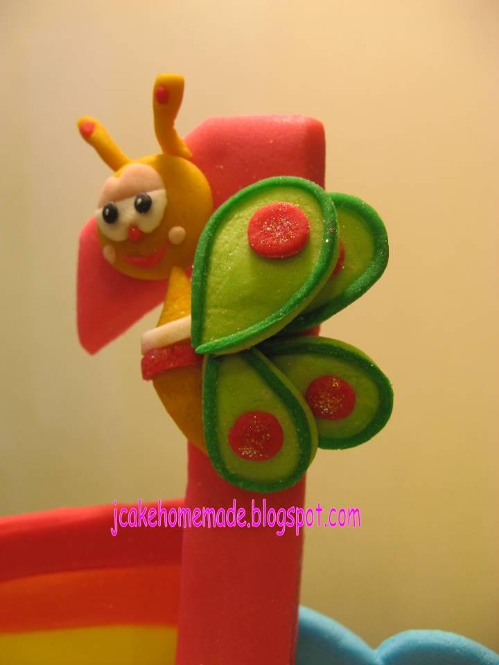 jcake@homemade: Baby TV theme birthday cake