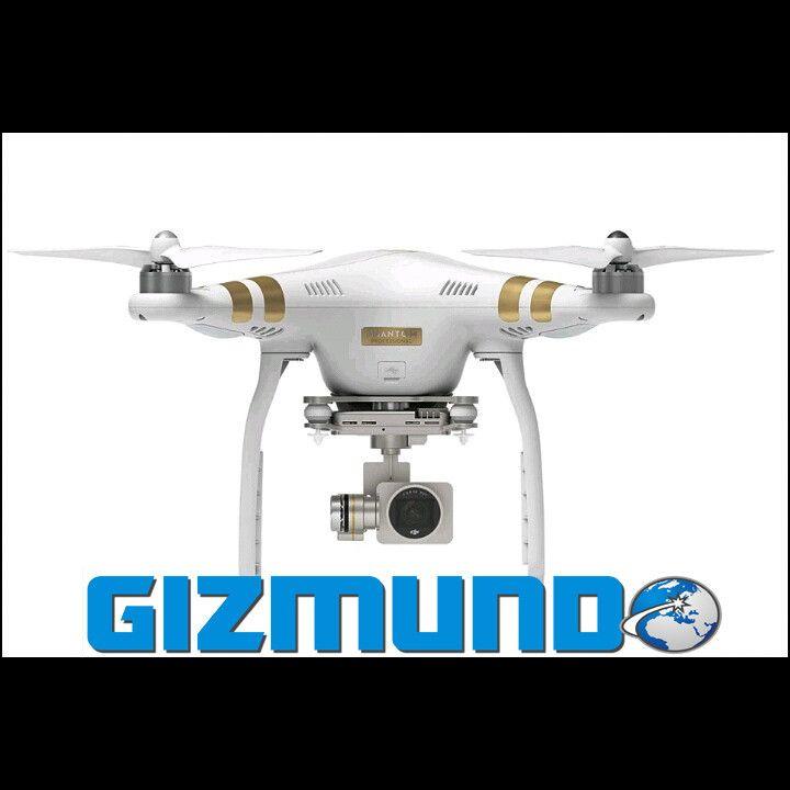 Phantom 3 Professional Quadcopter Drone with 4K camera & advanced 1080p HD