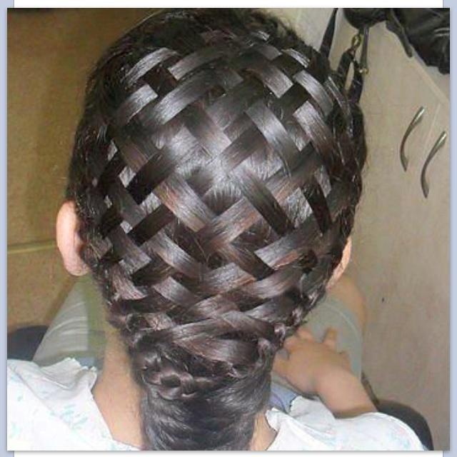 8 crazy braids
