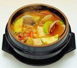 Doenjang Jjigae (Doenjang Soup) Recipe - Korean Bean Paste Soup