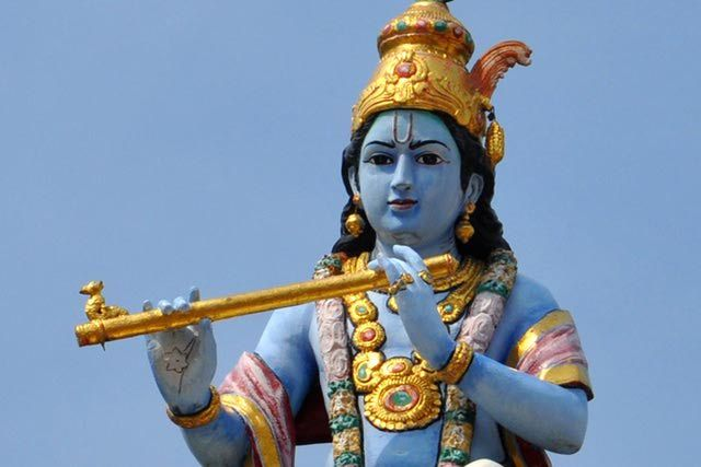 'Aartis' or Hymns for Hindu Gods & Goddesses: Lyrics and streaming audio or MP3 downloads of top 10 Hindu hymns or 'aartis' - musical prayers dedicated to various gods and goddesses