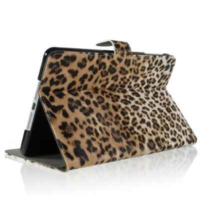 Leopard folio ipad mini Case