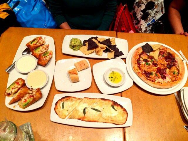California Pizza Kitchen,