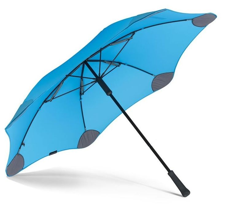 Blue Blunt Umbrella Classic - Gifts for Her | Ladies Bags & Scarves - BLUNT