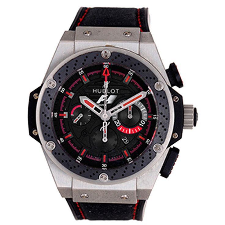 1stdibs | Hublot Zirconium Big Bang King Power Formula F1 Wristwatch