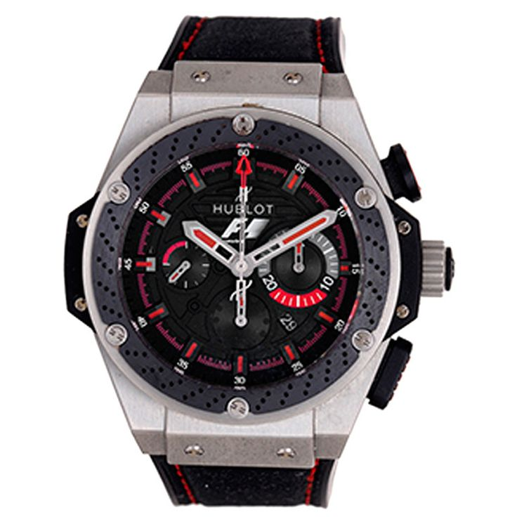 1stdibs | Hublot Zirconium Big Bang King Power Formula F1 Wristwatch
