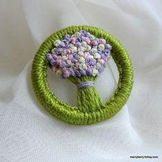 Brooch Dorset Button - Folksy | Craft Juice