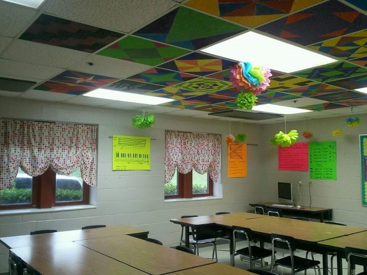 Classroom Ceiling Design ~ Best images about facs character education on pinterest