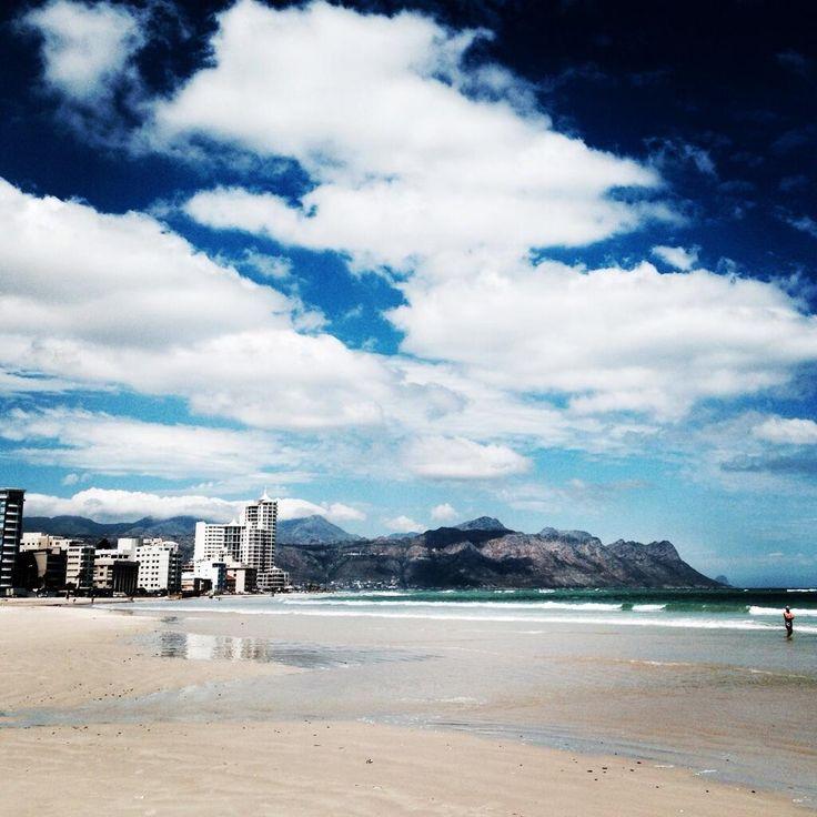 Strand  - nothing can beat a long walk on the beach when the going gets tough. #strandbeach #strand #beach
