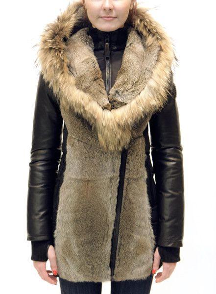 Rudsak Arly Women's Coat - Black